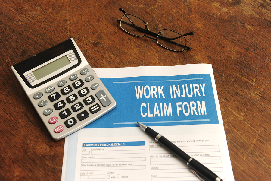 Workplace Injuries Can Occur in Office Buildings