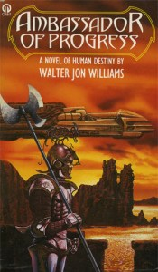 Walter Jon Williams calls on pirates to provide his digital backlist Piracy