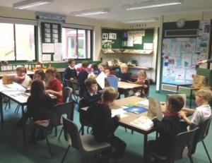 Key stage 1 Reading for pleasure (2)