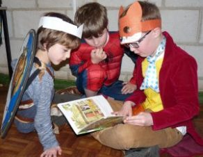 World Book Day - SWP (Reading)