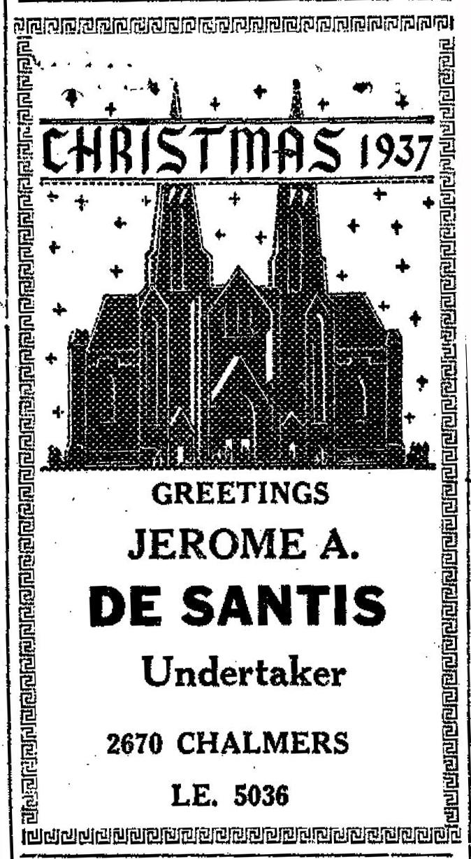Funeral Home Photos: Jerome A. DeSantis Funeral Home