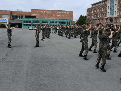 공군 훈련일지 3. 초기병영생활교육 기간