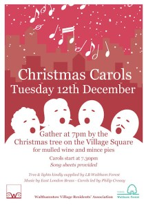 Christmas Carols in the Village Square @ Village Square | London | England | United Kingdom