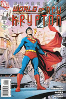 Superman: World of New Krypton #1 Cover