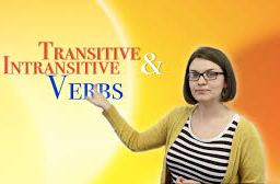 transitive & intransitive