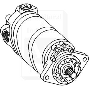 Case Hydraulic Pump