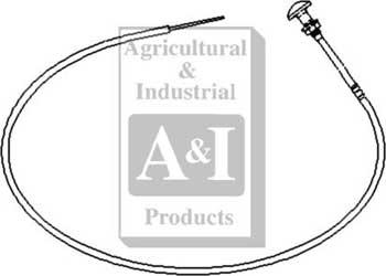 UM31925 Fuel Shutoff Cable---Replaces 1667640M1