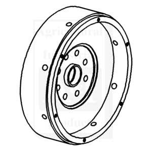 UT1208 Flywheel---Replaces 282208A1