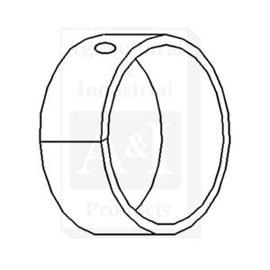 Case/IH Steering Spindle Arm