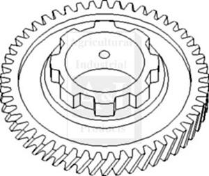 D10, D12, D14, D15 Transmission Parts---2016