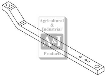 Case Drawbar/Drawbar Pin