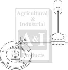 UJD32793 Fuel Sender---Replaces RE190977
