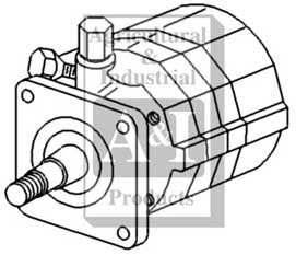 UA10351 Power Steering Pump---Replaces 70240066