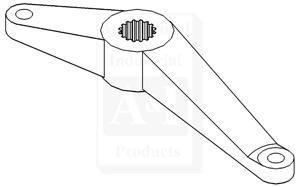 Case Steering Arm