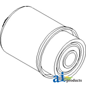 UF18873 Fuel Filter---Replaces 87840591