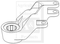 UJD00311 Steering Arm---Right---Replaces L57016