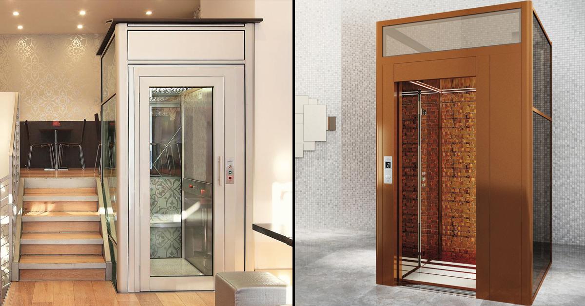 Monte Charge Monte Escalier Ascenseur Domestique Que Choisir