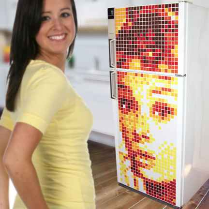 Create Funky Refrigerator Magnets Artwork with Motifo ...