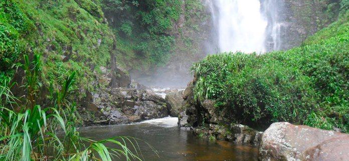 Resultado de imagen para Catarata Illapani