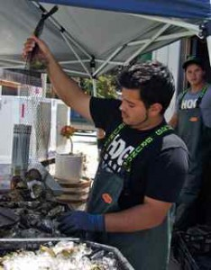 Go eat oysters at Tomales Bay.