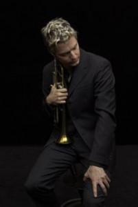 Chris Botti —contemporary jazz superstar.