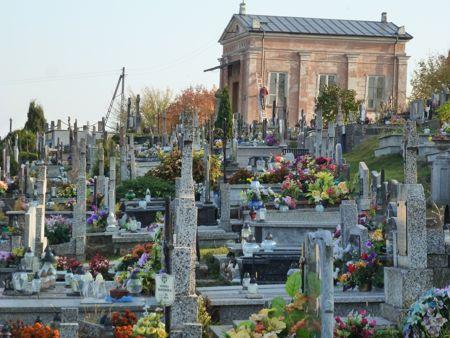 Grajewo cemetery church.