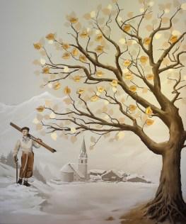 Stammgäste Baum
