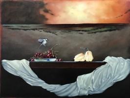 Bounty (30x40 oil on canvas)