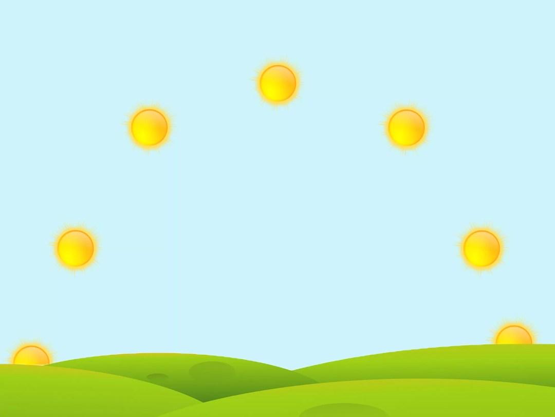 Sonne Verlauf Grafik