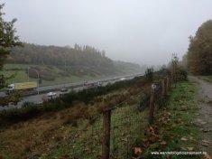 autoweg E17 Waasmunster
