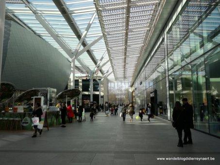 winkelcomplex Docks Bruxsel