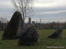 Espace vert des 5 rocs in Calonne