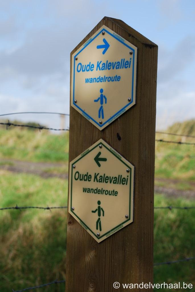 Wandelpad Oude Kalevallei