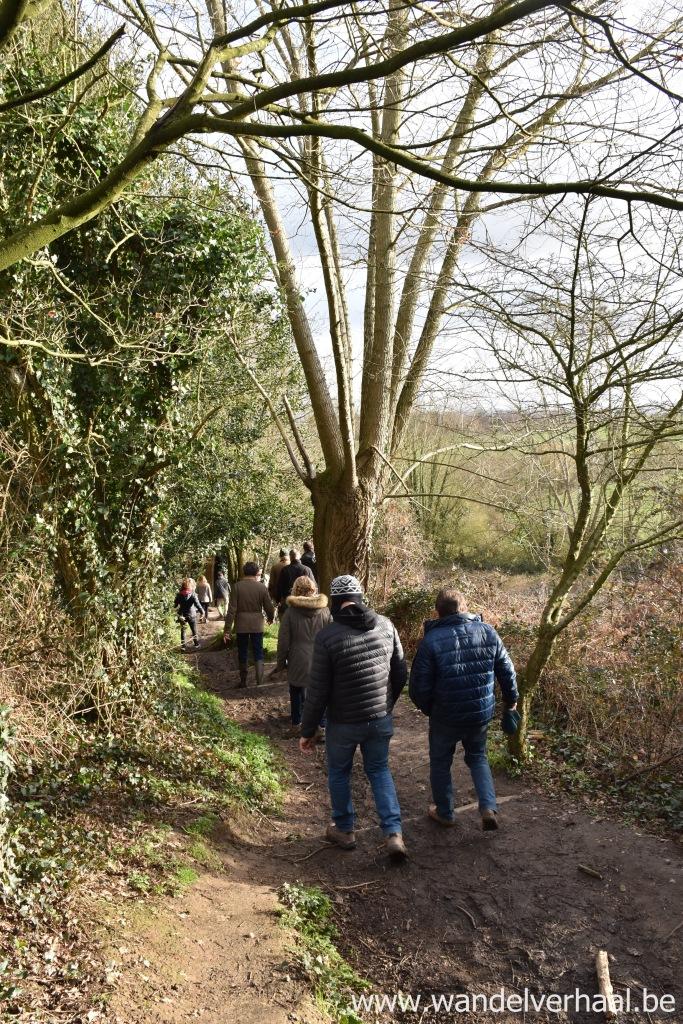 walk & talk route