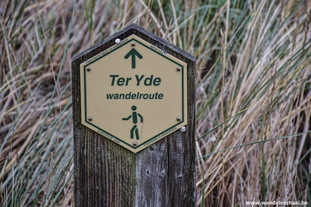 Ter Yde Wandelroute