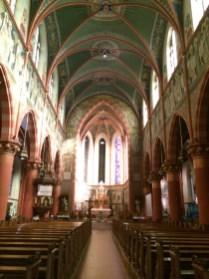 Kerk van Dudelange is een bezoekje waard!