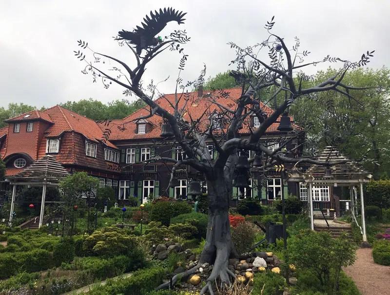 Der Philosophische Barocke Eisenpark