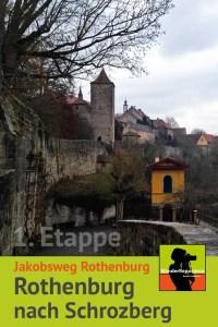 Jakobsweg Rothenburg 1. Etappe