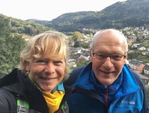 Selfie mit Rainer Schmitz