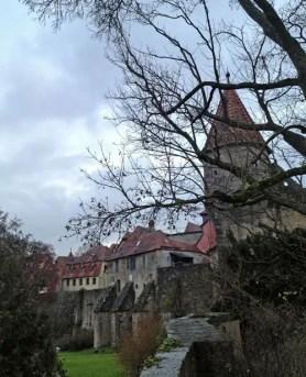 Stadtmauer Rothenburg