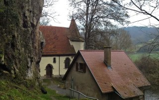 Kapelle St. Wendel am Stein