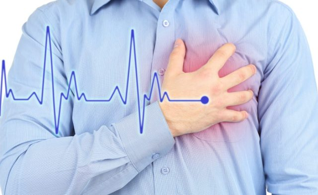 How your body warns you about a heart attack