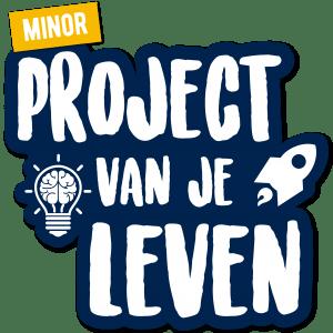 Logo van de minor Project van je Leven