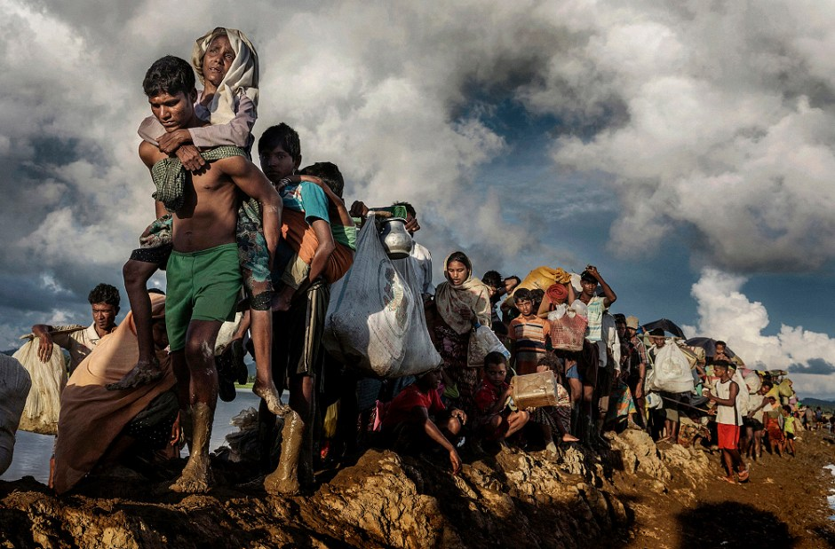 Crisis Rohingya © Paula Bronstein / Getty Images