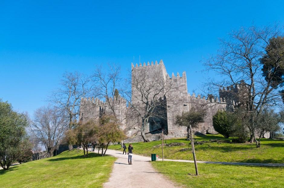 Castillo de Guimarães | © Javier García Blanco