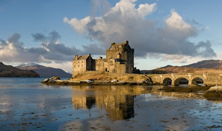 Castillo de Eilean Donan | Crédito: Wikimedia Commons