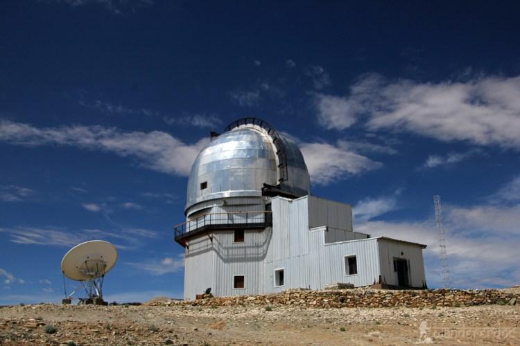 Hanle Observatory Ladakh