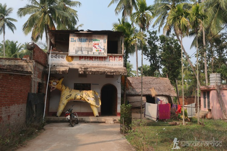 Raghurajpur Odisha- a visit to roots of Pattachitra art
