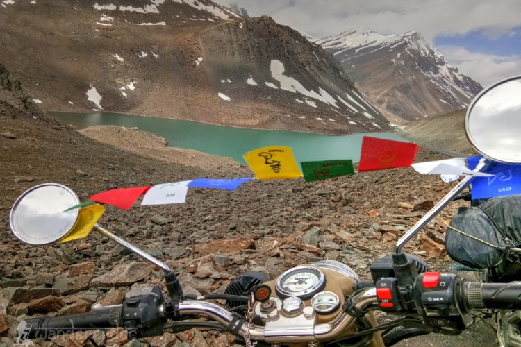 Manali leh highway surajtaal Ladakh trip
