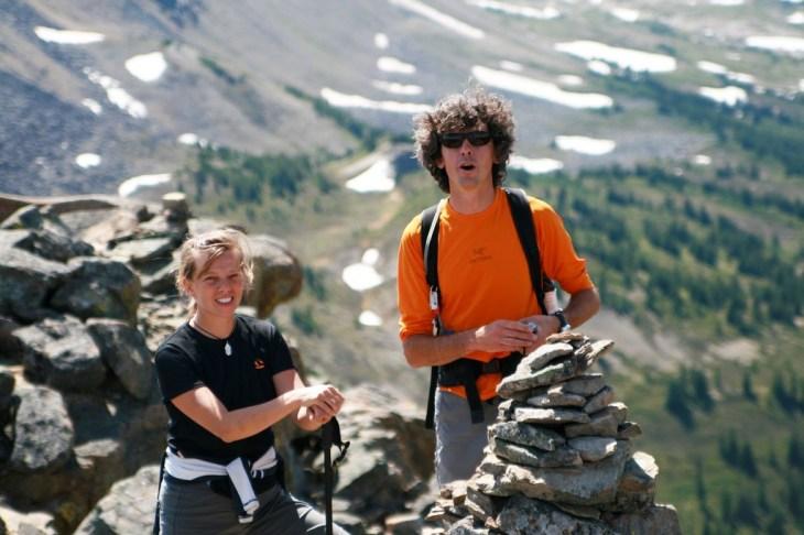 Belgische gidsen Canada Rocky Mountains